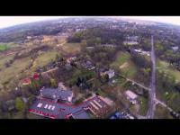 Kolejny dron zwiadowca na niebie!