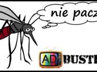 AdBuster - niekonwencjonalne sposoby na komary