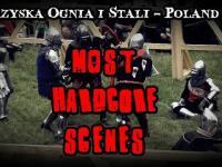Igrzyska Ognia i Stali 2013 - Hardkorowe sceny