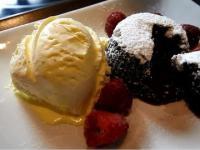 Jak zrobić czekoladowy wulkan?