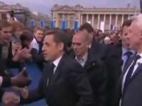 Zegarek Sarkozyego
