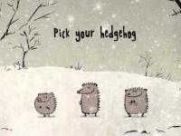 Jeżyki śpiewają, a raczej usiłują śpiewać  kolędy :)
