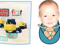 Lego MEGA Blocks Unboxing by BabyK