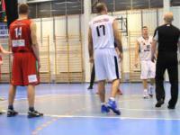 Niecodzienny mecz koszykówki. MKS-u Alba Chorzów - MKS II Dąbrowa Górnicza