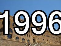 Co wydarzyło się w 1996 roku - Podróż do przeszłości #7