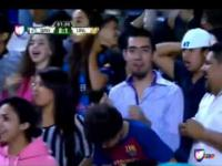 Ronaldinho jak Sergio Ramos! Fatalny początek w Meksyku