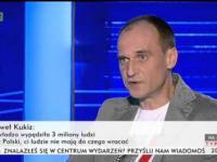 Pawel Kukiz POzamiatał cały rząd.