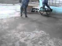 Zabawy Rosyjskiej Armii