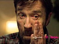 Chuck Norris płacze