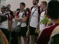 Powitanie Reprezentacji Siatkarzy na Okęciu po zwycięstwie w Lidze Światowej Lipiec 2012
