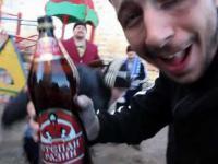 Rosyjska impreza w piaskownicy