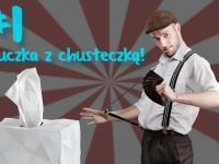 Iżulionista w akcji #1 sztuczka z chusteczką! - Przemysław Lieske