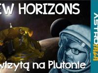 New Horizons lecimy na Plutona - Astrofaza #18
