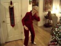 Stara babcia (90 lat) tańczy do piosenki LMFAO!