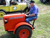 Dziwny traktor
