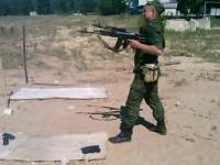Rosyjski Rambo