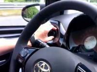 Toyota Aygo - gwiżdżące nawiewy