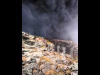Wybuch wulkanu w Japonii