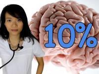Czy używamy tylko 10% mózgu?