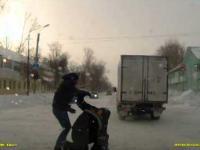 Mortal Kombat na rosyjskiej drodze