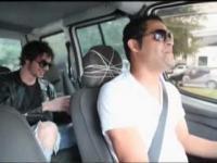 Taksówkarz z którym chciałby jeździć cały świat