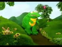 Wieczorynka o hardkorowym krokodylu