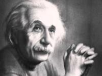 Cytaty Einsteina.