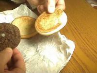 TEST rozkładu Hamburgera z Mcdonalda