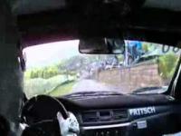 Więcej szczęścia niż rozumu. WRC Rally France 2012