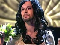 Michał Wójcik jako Conchita Wurst - Mój Zarost Tam i Tu
