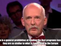 Polska poznała Korwin -Mikkego, czas na Europę...