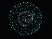 Japoński festiwal sztucznych ogni (HD)