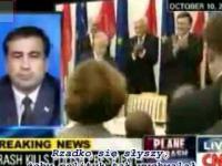 Prezydent Gruzji Micheil Saakaszwili o Lechu Kaczyńskim