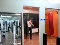 Tymczasem na siłowni w Elblągu