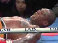 Joseph Parker vs Irineu Beato Costa Jr - Brutal KO