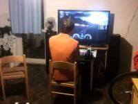 Gran Turismo 5 PS 3 trohę zdenerwowany gracz
