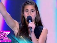 Dziewczynka ze wspaniałym głosem