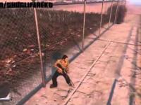 Otwieranie drzwi w GTA 5
