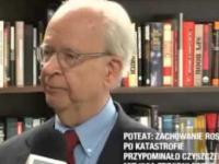 Były oficer CIA - Dr Eugene Poteat - (Smoleńsk) To nie był wypadek