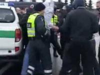 Policja zatrzymuje polskich kiboli