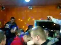 Impreza w katowickim kebabie