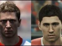 FIFA 13 vs PES 13 - Twarze Polaków