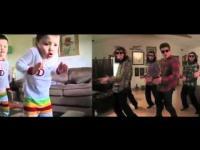 The Lazy Song-Bruno Mars (Blizniaki)