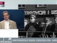 Grzegorz Braun ostro o Jaruzelskim