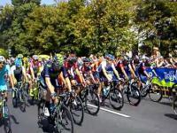 Tour de Pologne 2015 Etap 3 - Start