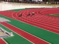Niezwykły sprint