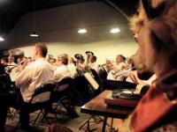 Orkiestra KWK Knurów, a może i dużo więcej niż górnicza