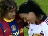 - The King of Football - Ronaldinho Tribute