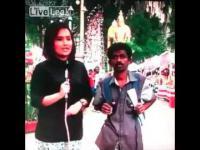 Pierwszy raz w telewizji