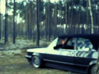 Volkswagen Golf mk1 Cabrio by skora